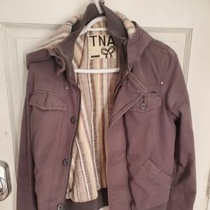 TNA Bomber coat